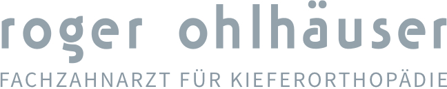 roger ohlhäuser . FACHZAHNARZT FÜR KIEFERORTHOPÄDIE